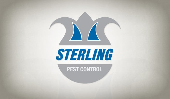 Logo Design for Sterling Pest Control by Ocasio Consulting, LLC