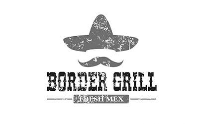 logo design company near me - Logo Concept Design for Border Grill Fresh Mex