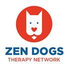 orlando logo design for Zen Dogs Therapy Network